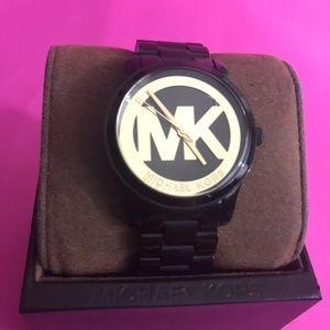 Authentic Micheal Kors Mini Runaway Watch